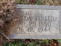TNGenWeb Cemetery Records > Hilda Fuller Burial SiteMobley Cemetery