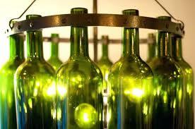 um image for how to make a beer bottle chandelier kit image of beer bottle chandelier
