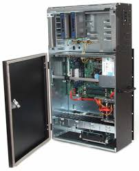 Industrial Computer Cabinet Custom Rugged Rackmount Computer Showcase Chassis Plans