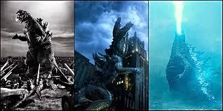 Godzilla Evolution Chart Godzilla Size Chart How All Different Versions Of Gojira