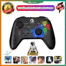 tay cầm chơi game GAMESIR T4 PRO Gamepad cho điện thoại kết nối Bluetooth  Không Dây 2.4GHz Đầu Thu USB Cho Máy Tính Nintendo  Switch/IOS/Android/Windows