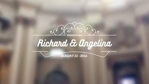 Wedding Title Template 20 Wedding Titles Vol 01