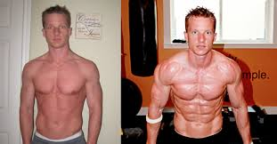 dbol pills before and after