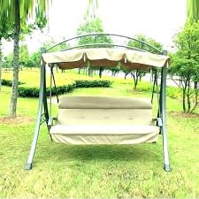 outdoor swing replacement seat cushions 3 seat patio swing outdoor swing replacement seat cushions swing