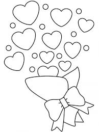Small Picture Heart Shape Coloring Page Coloring Home