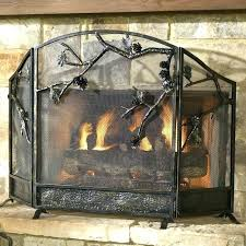 Wrought Iron Fire Screens Fireside Graham U0026 Green For Small Fire Small Fireplace Screens