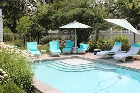 Swimming Pool Landscaping Designs Fredericksburg Landscape Design And Pool Revolutionary Gardens