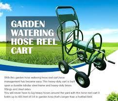 200 ft garden hose. garden treasures steel 200 ft cart hose reel heavy duty metal . p