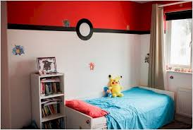 Bedroom Idea Pokemon