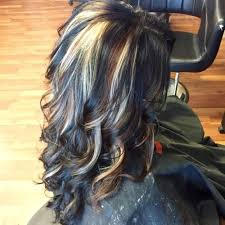 brown hair with blonde highlights 55
