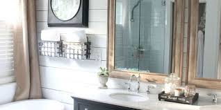 Bathroom Improvement farmhouse bathroom makeover rustic bathroom remodel 6961 by uwakikaiketsu.us