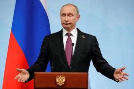 Putin yılda birkaç kez kanla duş alıyor
