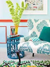IKathoME Vintage Home Decor Ikat Kilim PillowsGeometric Ikat Home Decor