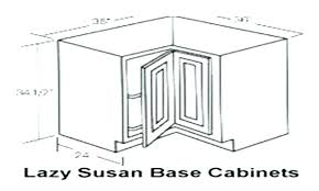 kitchen sink dimensions. Lazy Cabinet Dimensions Corner Base Sizes Bar Kitchen Sink Size