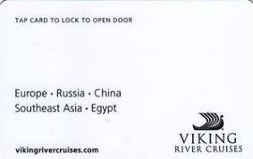 hotel key card catalog hotel key card viking river cruises