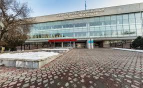 Библиотечная Ассамблея Евразии Библиотеки участницы Национальная библиотека крупнейший научно методический центр библиотек Казахстана депозитарий обязательного экземпляра произведений печати Казахстана