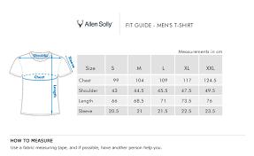 Allen Solly Alkp512c0944 T Shirt