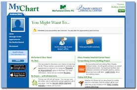 My Chart Mychart Upgrade Scheduled For December 7th News Releases