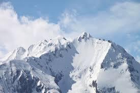 paysage d hiver col de couraduque vers monné
