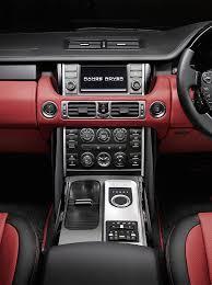 faze rug car interior. range rover autobiography black 40th anniversary limited edition faze rug car interior