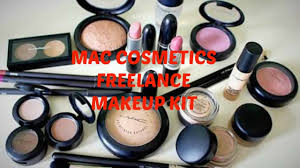 mac cosmetics freelance makeup kit