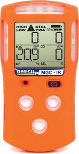 Lel Gas Conversion Chart Multi Gas Clip Infrared Detector Gas Clip Technologies