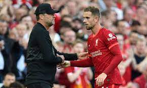 We'll see which team can carry over their. Jurgen Klopp Happy For Liverpool To Stay Out Of Transfer Market Circus Liverpool The Guardian