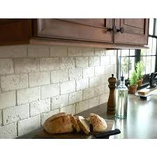 kitchen stone wall tiles. Natural Stone Kitchen Backsplash Stacked Shop Tile 8 Pack Tumbled Marble Wall Common Fake Tiles