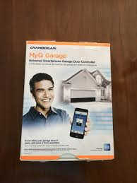 myq garage door openerChamberlain MyQ Smart Garage Door Opener Review