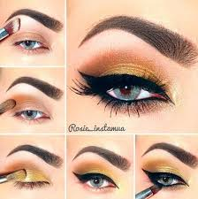 description eye makeup step by step with pictures makeup tutorial for you