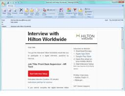 hirevue interview questions hiltons digital recruiting journey with hirevue