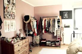 The No Closet Garment Rack Closet 19 Winning Examples Where To
