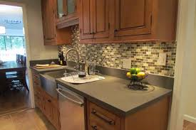 maple kitchen cabinets backsplash. Maple Kitchen Cabinets | Fairmont Door Style CliqStudios Traditional- Backsplash T