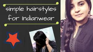 Easy Hairstyles On The Go New 3 Simple And Easy Everyday Hairstyle That Can Go With Kurtis