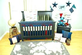 natural brown and blue crib sets m7649458 red crib bedding sets baby boy bed set red