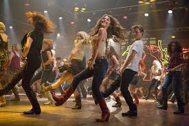 - Dennis With 'footloose' Remake York The Julianne Hough New Quaid And Times