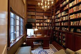 traditional home office. Best Home Offices Winsome Library Ladder Renovations Traditional  Office Ideas In Small Spaces Traditional Home Office