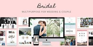 Wedding Wordpress Theme 50 Best Wedding Wordpress Themes 2018 Templatebyte