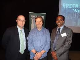 Recap: Green & White Evening in NYC | Michigan State University Alumni Club  of Greater New York