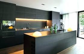 One Wall Kitchen Designs With An Island Plans Interesting Design Ideas