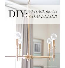 did a quick easy and very affordable diy recently updated our cur chandelier that we ve had for quite some time it s got a classic contemporary style