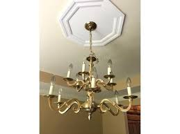 real candle chandelier pendant lighting gold brass base uk real candle chandelier