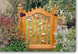 Small Picture Beautiful Garden Gate Ideas 26 Garden Gate Design The Entrance To