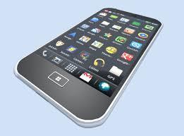 modern smartphone 3d model obj 3ds fbx blend dae x
