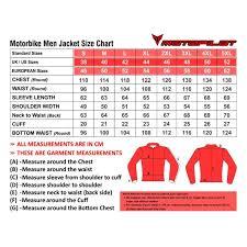 Ktm Jacket Size Chart Motorcycle Leather Jacket Mlj 080 Ktm Free Shipping