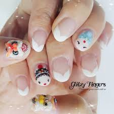 10 Chinese-style nail art designs to bring to your nail salon ...