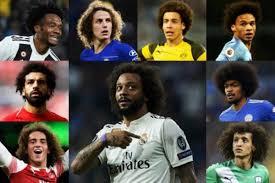 1月26日はアフロの日サッカー界を代表するアフロマンを紹介