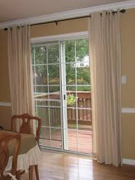 Window Treatments For Sliding Glass Doors Contemporary Window Treatments For French Doors In Kitchen 15