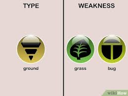 Pokemon X And Y Weakness Chart