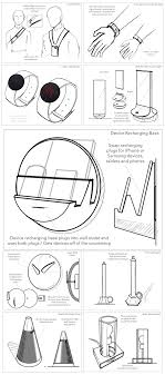 Simple Product Design Projects Quick Ideation Sketches For Simple Electronic Project Kits